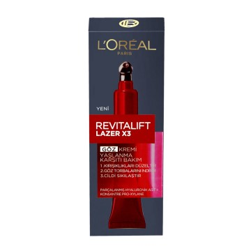 Loreal Paris - Revitalift Laser Göz Kremi 15 ml