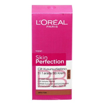 Loreal Paris - Skin Perfection BB Krem Orta 50 ml