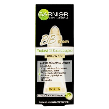 Garnier Skin Naturals - BB Göz Roll On Orta 7  ml