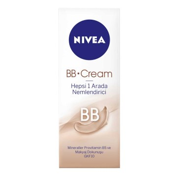 NIVEA - BB Krem Medium 50 ml