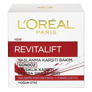Loreal Paris - Revitalift Gündüz Kremi 50 ml