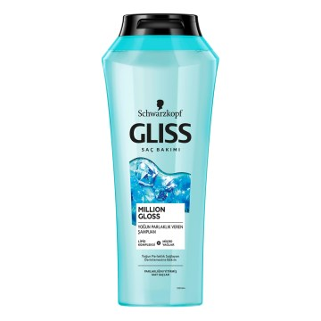 Gliss - Million Gloss Şampuan 400 ml