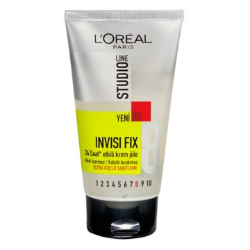 Studio Line - Invisible Fix Ultra Saç Jölesi 150 ml