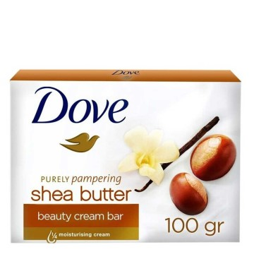 Shea Butter Cream Bar Sabun 100 gr