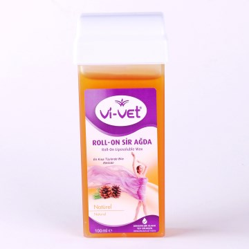 Vivet - Roll On Sir Ağda Naturel 100 ml