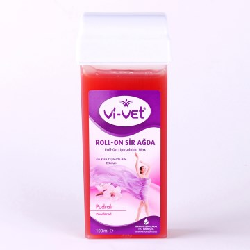 Vivet - Roll On Sir Ağda Pudralı 100 ml