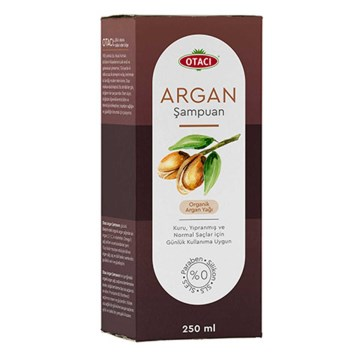 Argan Şampuan250 ml
