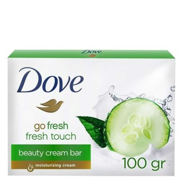 Fresh Touch Cream Bar Sabun 100 gr