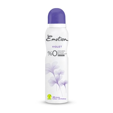 Emotion - Violaet Bayan Deo Sprey 150 ml