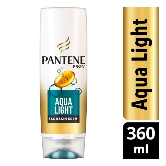 Pantene - Saç Kremi Aqualight 360 ml