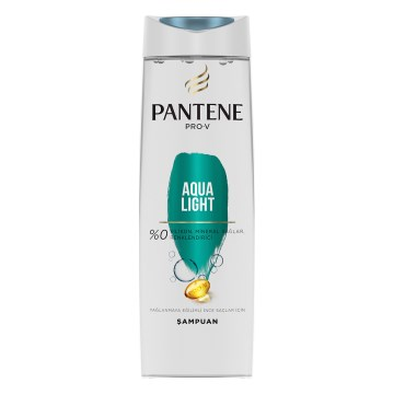 Pantene - Aqualight Şampuan 500 ml