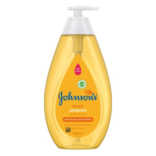 Johnsons Baby - Bebek Şampuanı 750 ml