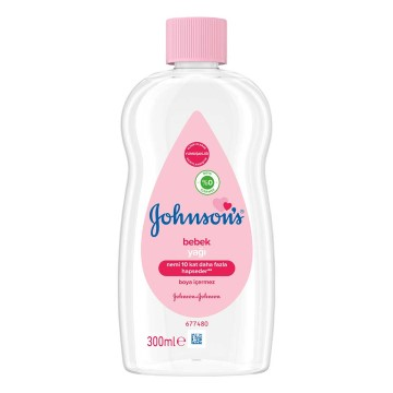 Johnsons Baby - Bebek Yağı 300 Ml