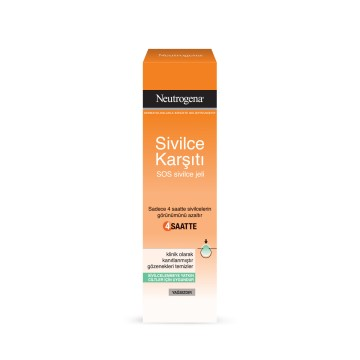 Neutrogena - Visibly Clear Akne Jeli 15 ml
