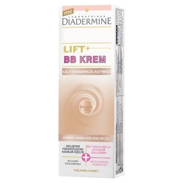 Diadermine - Lift+ BB Krem Orta 50 ml