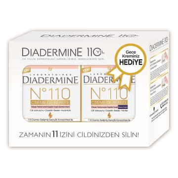 Diadermine - N110 Gündüz 50 ml+Gece 50 ml Set