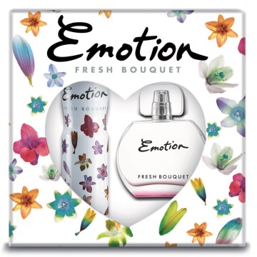 Emotion - Fresh Bouquet Bayan Edt 50 ml + Deodorant 150 ml
