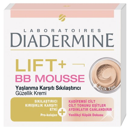 Lift+ BB Mousse Orta Ton  50 ml