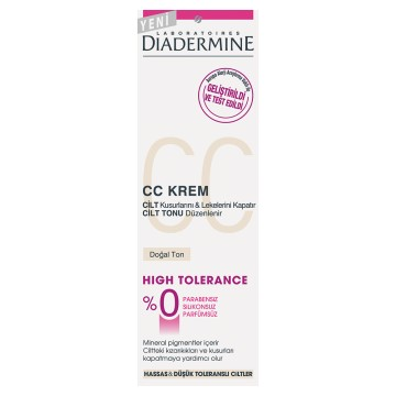 Diadermine - High Tolerance CC Krem 50 ml