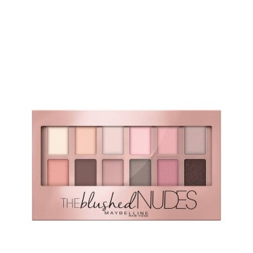 Maybelline New York - Maybelline The Blushed Nudes Far Paleti