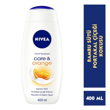 Care & Orange Duş Jeli  400 ml