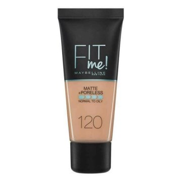 Maybelline New York - Fit Me Matte Fondöten 120 Classic Ivory