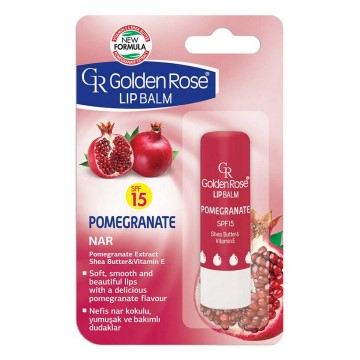 Golden Rose - Lip Balm Nar Spf15