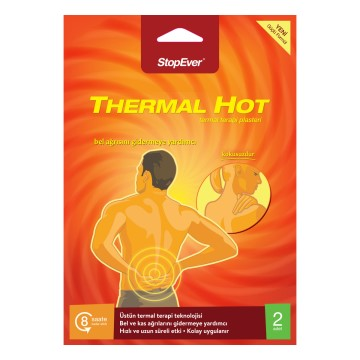 Thermal Hot Terapi Plasteri