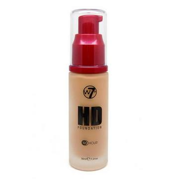 W7 - Hd Fondöten Natural Tan