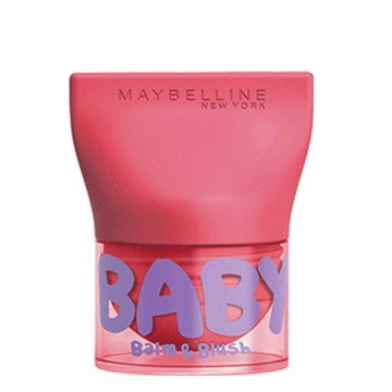 Maybelline New York - Babylips Balm&Blush Juicy Rose
