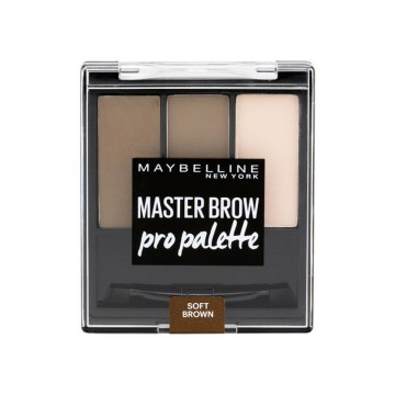 Maybelline New York - Master Brow Pro Palette Soft Brown