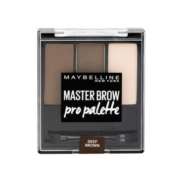 Master Brow Pro Palette Deep Brown