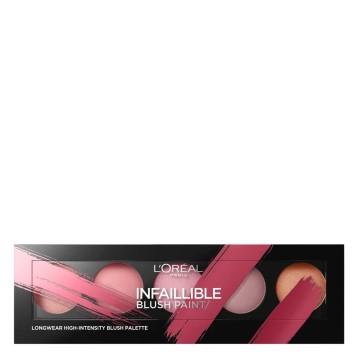 Loreal Paris - Infallible Blush Palette 02 Amber