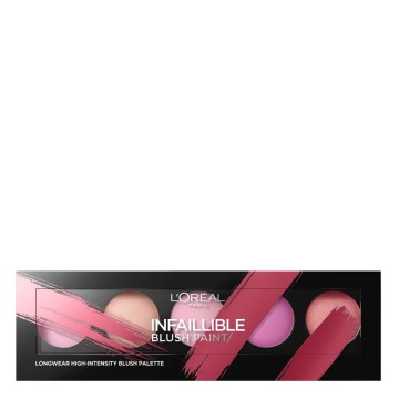 Loreal Paris - Infallible Blush Palette 01 Pink