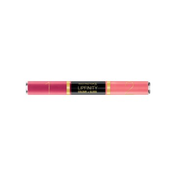 Lipfinity Colour&Gloss Ruj 650 Lingering Pink