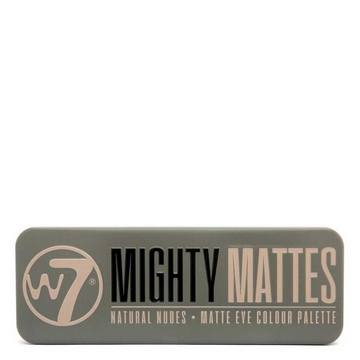 W7 - Mighty Mattes Far Paleti
