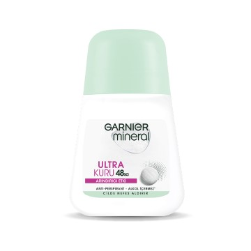 Garnier - Bayan Roll-On Ultra Kuru 50 ml