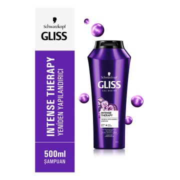Gliss - Şampuan Intense Therapy 525 ml