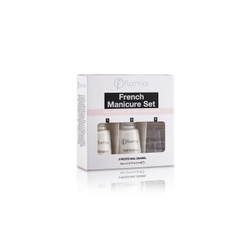 Flormar - French Manicure Set