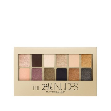Maybelline The 24K Nudes Far Paleti