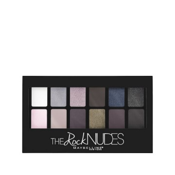 Maybelline The Rock Nudes Far Paleti