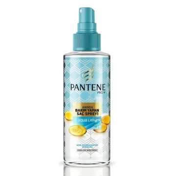 Pantene - Pantene  Aqualight Anında Besleyici Spray 150ml