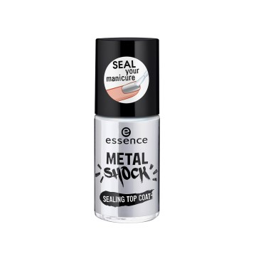 Tırnak Bakım Metal Shock Sealing Top Coat