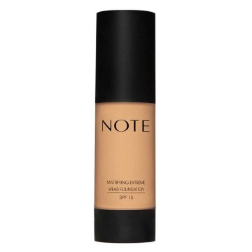 Note - Fondöten Mattifying 03 Medium Beige
