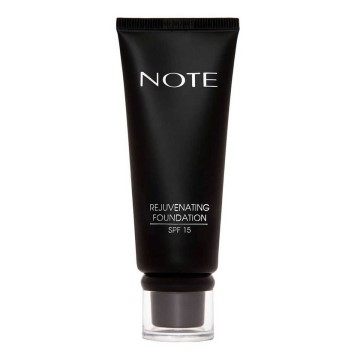 Note - Fondöten Luminous Moisturizing 03 Medium Beige