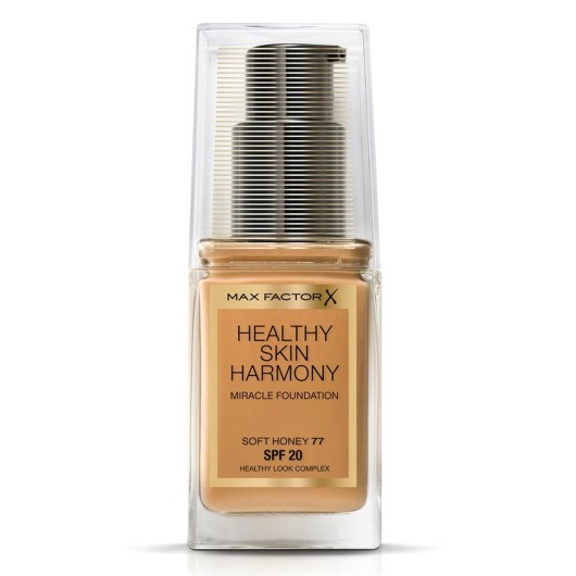 Max Factor - Fondöten Healthy Skin Harmony Miracle Soft Honey 77