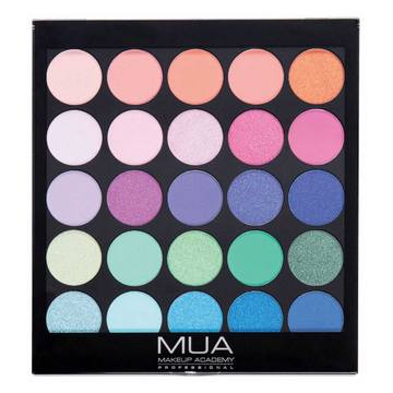 Make Up Academy - Far Paleti 25li - Tropical Oceana