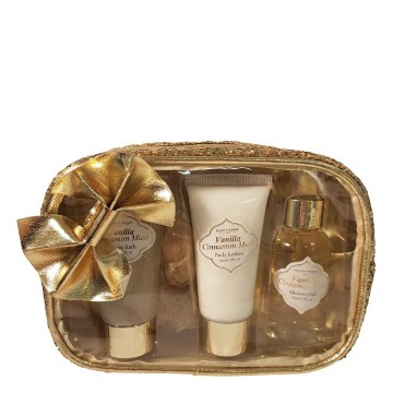 Beauty House - Vanilla Cinamon Musk Banyo Seti