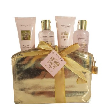 Beauty House - Banyo Seti - Sweet Mandarin ve Grapefruit
