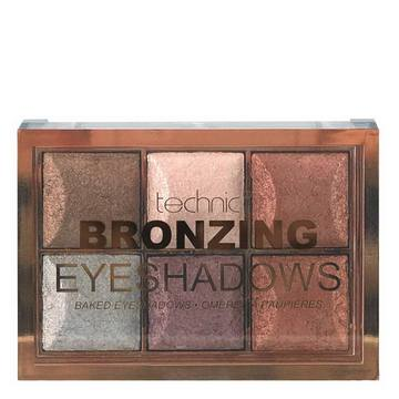 Technic - Baked Far Paleti - Bronze